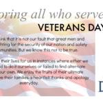 Veterans Day 2018 Lampkin Foundation