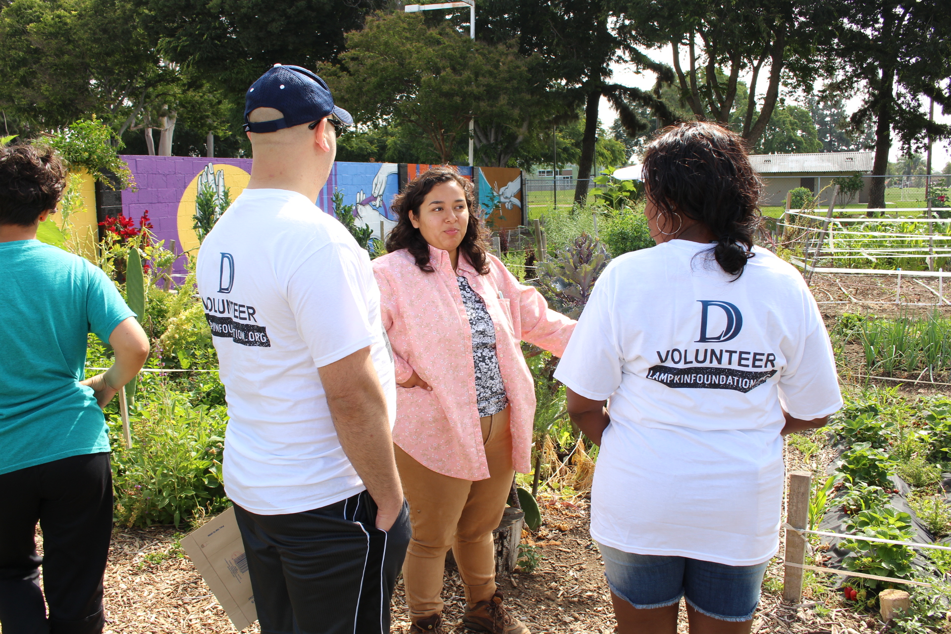 Gardening for Healthier Communities – DNA Initiative