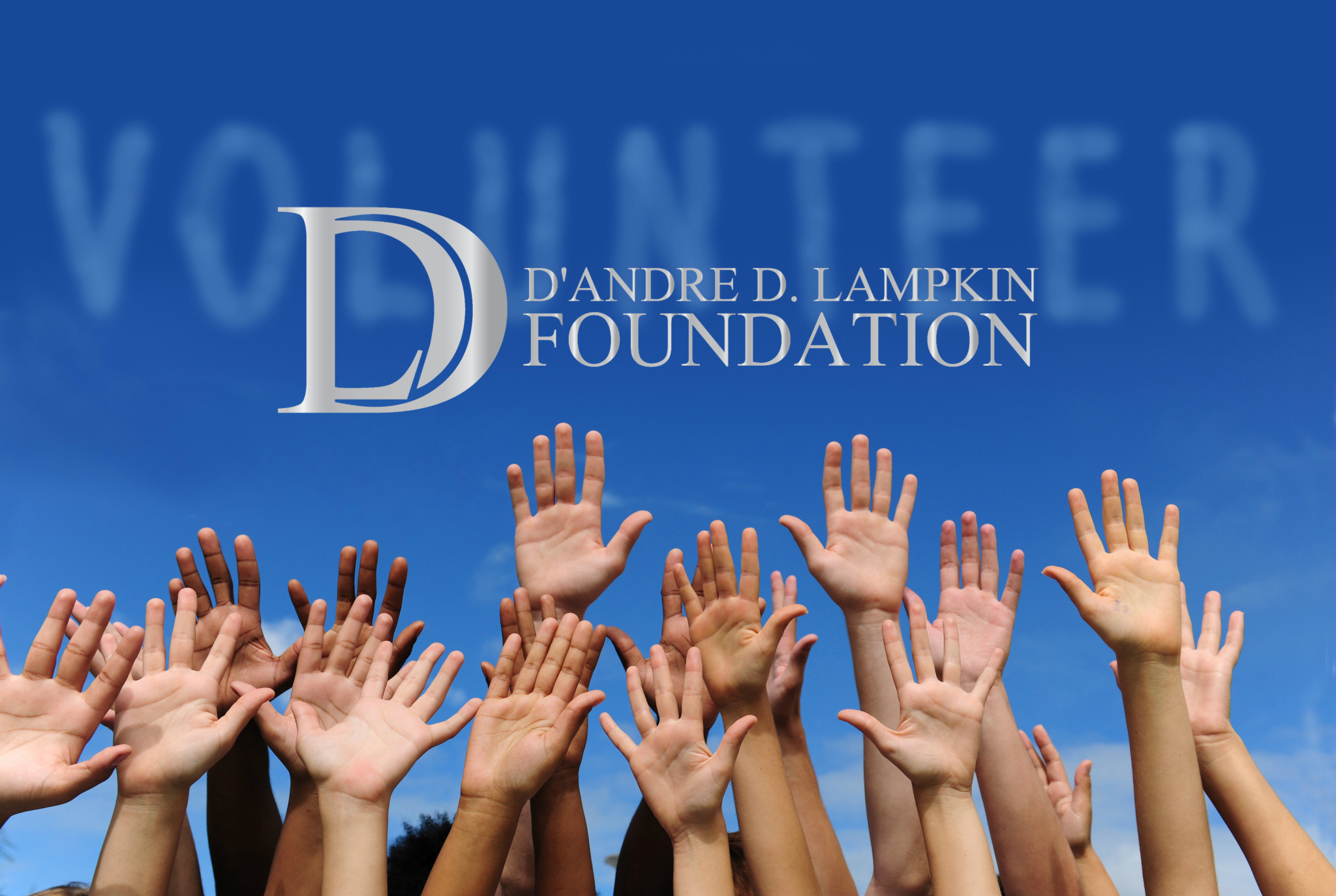 Volunteer D'Andre D. Lampkin Foundation