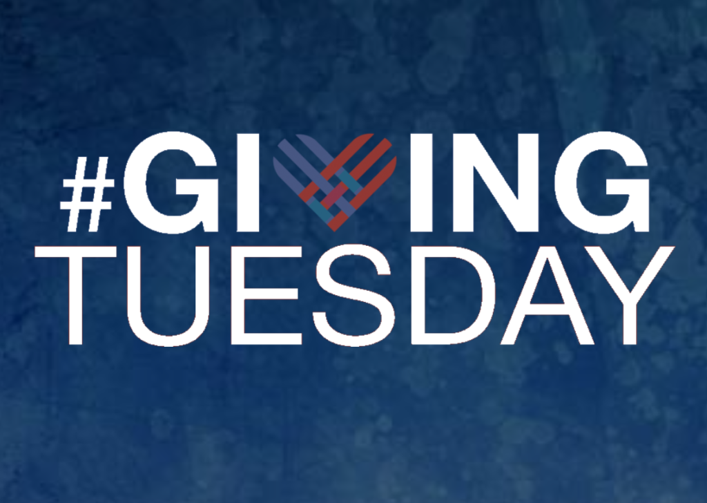This Giving Tuesday, Let's Build Together
