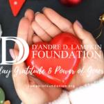 Holiday generosity heart solar