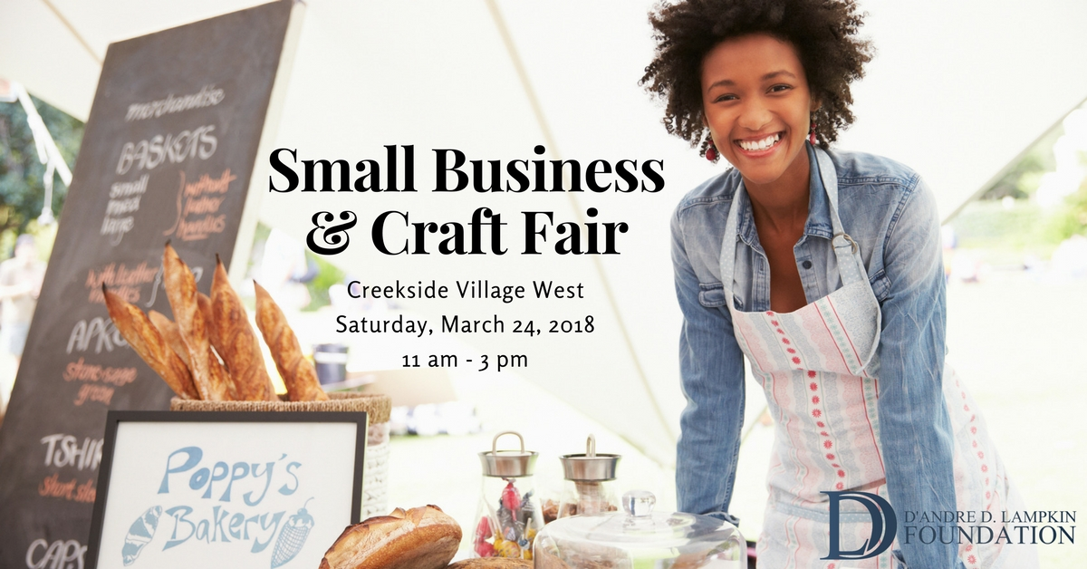 Creekside West Small Business & Craft Fair