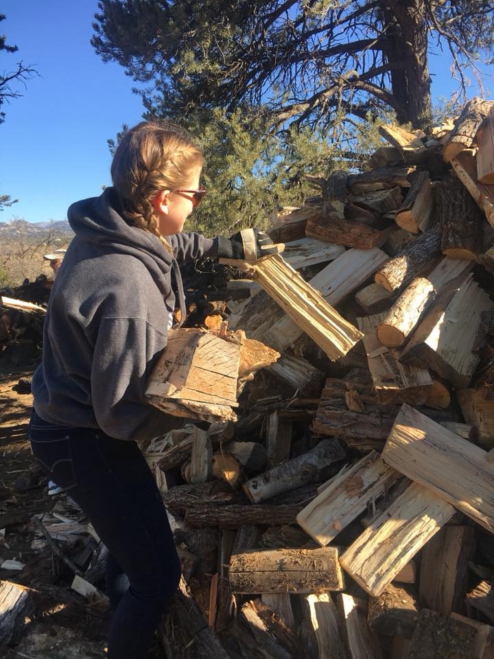 Sadie McAliney Fire Wood Delivery