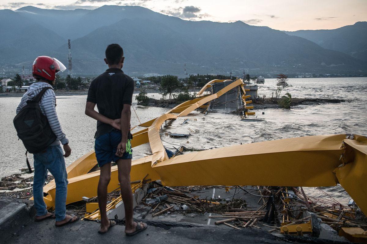 Indonesia tsunami disaster