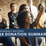 Donation Summary Report