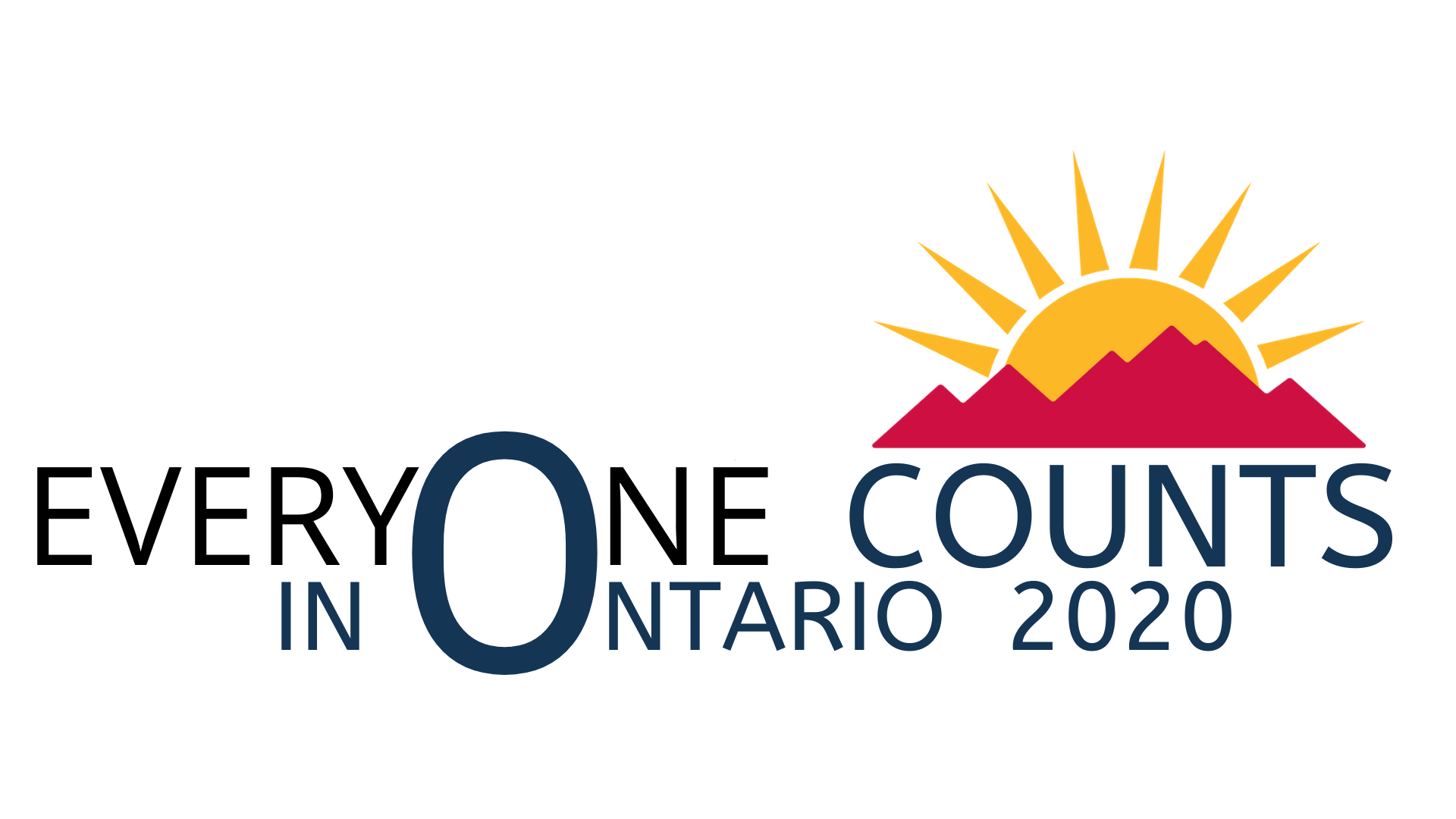 EveryOneCounts Census Logo